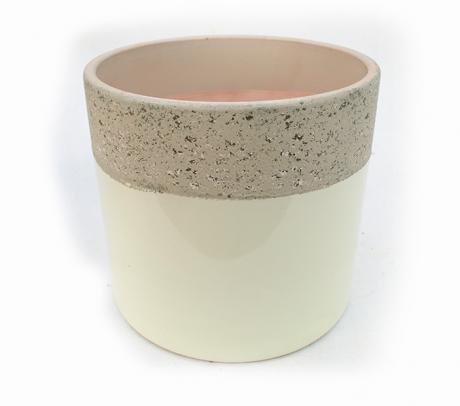 Vas decorativ din ceramică