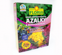 Îngrășământ bio pentru azalee și rhododendron