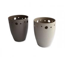 Ghiveci ceramic pentru orhidee H16
