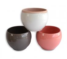 Ghiveci ceramic Premium H17