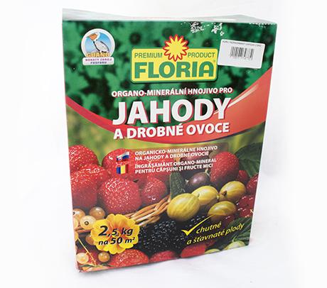 Îngrășământ bio pentru căpșuni și fructe mici