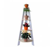Comanda suporturi flori- Suport pentru plante supraetajat cu asezare pe colt