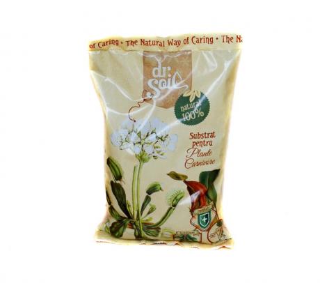 Comanda pamant pentru plante carnivore dr soil 1L